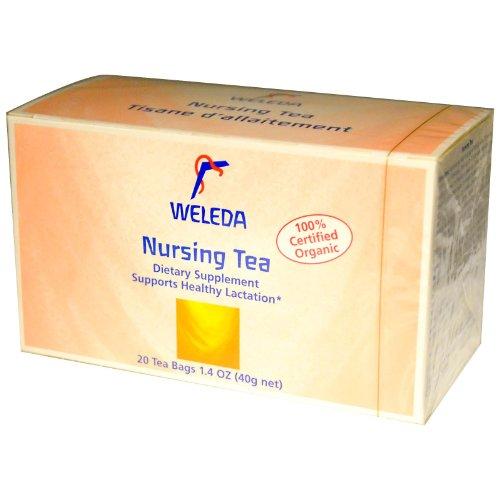 Nursing Tea Weleda 20 Bag (Nursing Tea Bags)