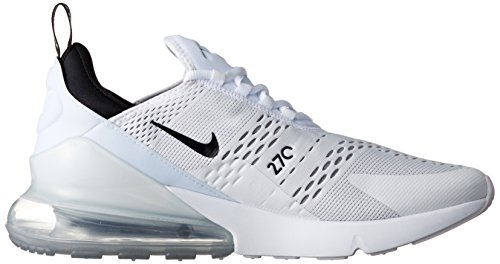 Men 's Shoes White White Black 270 Gymnastics Max NIKE Air 100 white 5dwO5Y