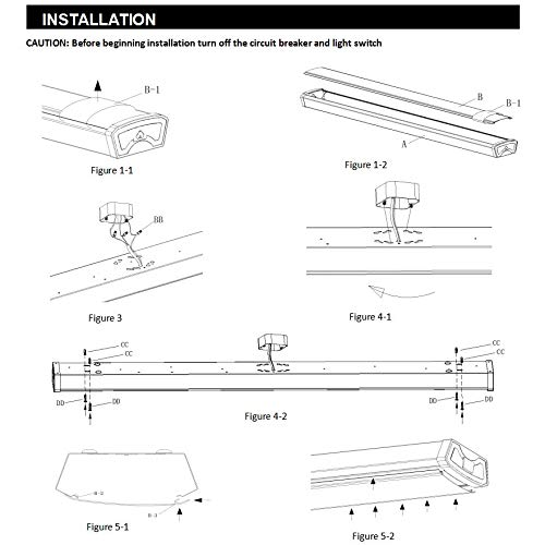 Shop Light Schematic - Wiring Diagrams on