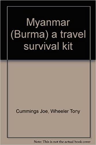 Myanmar (Burma) a travel survival kit: Amazon co uk: Wheeler