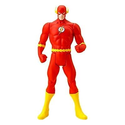 Kotobukiya DC Universe: The Flash Classic Costume Super Powers ArtFX+ Statue: Toys & Games