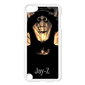 D-PAFD Customized Print JAY Z Pattern Hard Case for iPod Touch 5