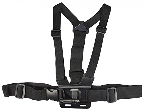 Cobra Adventure HD Action Adjustable Camera Chest Strap Mount #5256 by Cobra