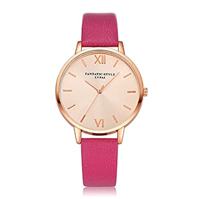 Women's Watch, New Arrival! Fashion Round Case Quartz Watch Christmas Gift Wristwatch for Lady Female from Auwer