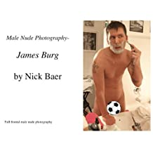 Male Nude Photography- James Burg
