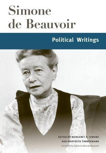 Political Writings (Beauvoir Series)