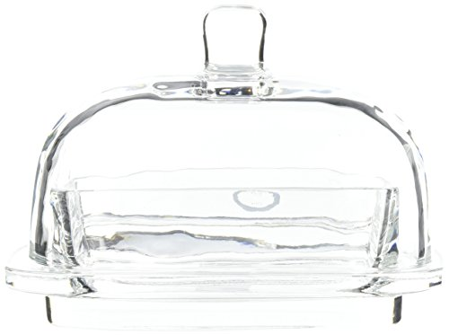 Abbott Collection Large Rectangle Covered Butter Dish by Abbott Collection