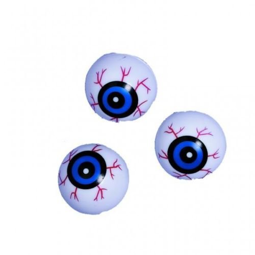 Halloween Ping Pong Eyeballs Party Favours x