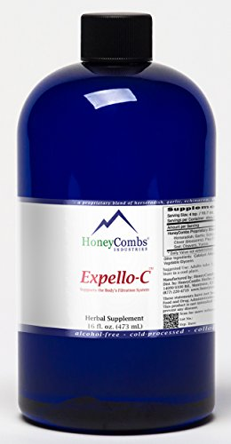 Expello-C - Ultimate Cellular Detox for Carcinogens, Toxins and More - Alcohol-Free Liquid Extract
