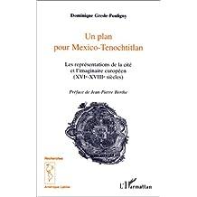Un plan pour mexico-tenochtitlan