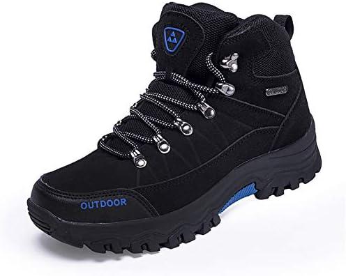 トレッキングシューズ メンズ レディース ハイカット ハイキングシューズ 軽量 防滑 登山靴