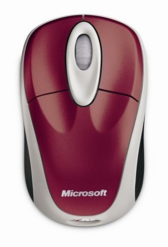 Microsoft Wireless Notebook Optical Mouse product image