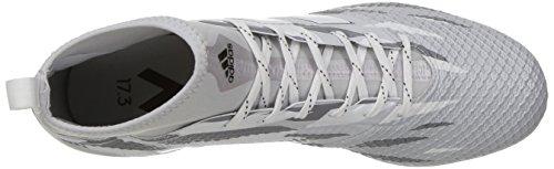 Adidas Originals Mens Ace 17,3 Primemesh Indoor Voetbalschoen Helder Grijs / Wit / Zwart