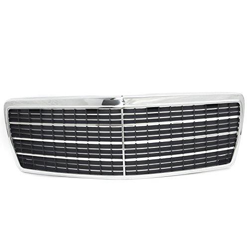 CarPartsDepot MERCEDES W140 S-CLASS GRILLE SURROUND ONLY - CHROME