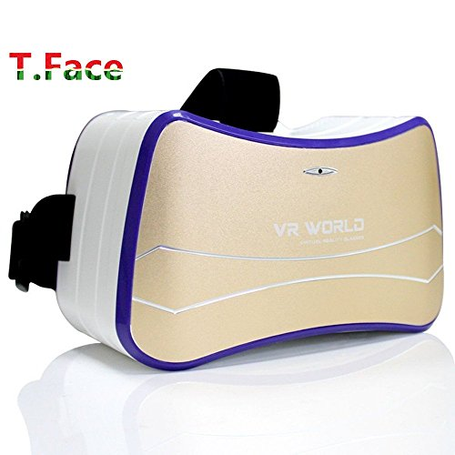 T.Face Space 3D glasses vr glasses virtual reality glasses all in one vr headset goggles box for games and video by T.Face (Image #6)