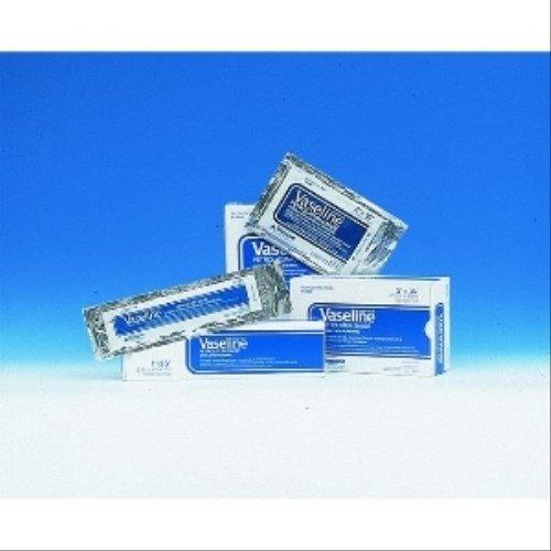Vaseline Petrolatum Gauze 3'' x 18'' Box: 12 by Vaseline