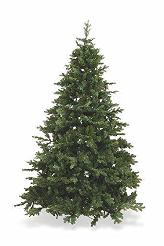Galileo Casa Courmayeur Christmas Tree, PVC, Green, 120 x 120 x 180 cm (Uk Trees Pe Christmas)