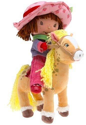 (Plush Filly & Friend: Strawberry Shortcake & Honey Pie Pony)