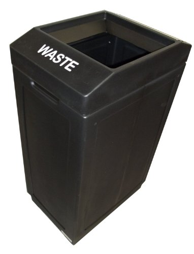 Thing need consider when find forte outdoor trash can?