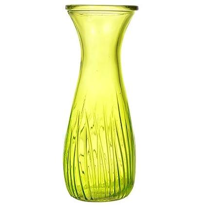 Amazon Sweet Bulb Bottom Vases Green Home Kitchen