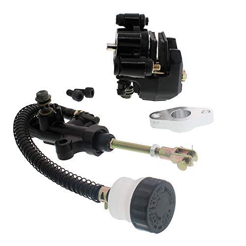 (NICHE Brake Caliper Kit with Rear Master Cylinder for 1987-2006 Yamaha Banshee 350)