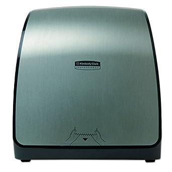 Kimberly-Clark profesional 36034 Slim rollo dispensador de toalla de mano, 12 – 13