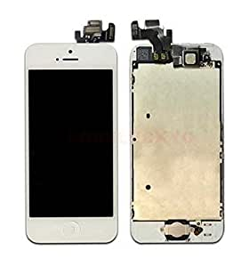 iphone 5s front screen replacement oem new for iphone 5 5s 5c replacement 17474
