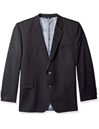 Haggar Mens B&t Heather Twill Stretch Classic Fit Suit Separate Coat Business Suit Jacket