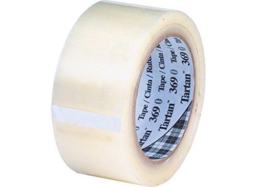 RetailSource T902369x24 3M 369 Carton Sealing Tape, 2