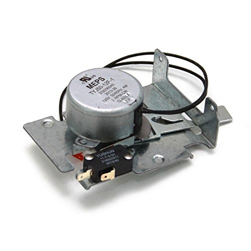 Frigidaire 318261229 Range Oven Door Lock Motor Genuine Original Equipment Manufacturer (OEM) part for, Electrolux, Kenmore Elite, Kenmore, Kenmore (Door Lock Dual Fuel Range)