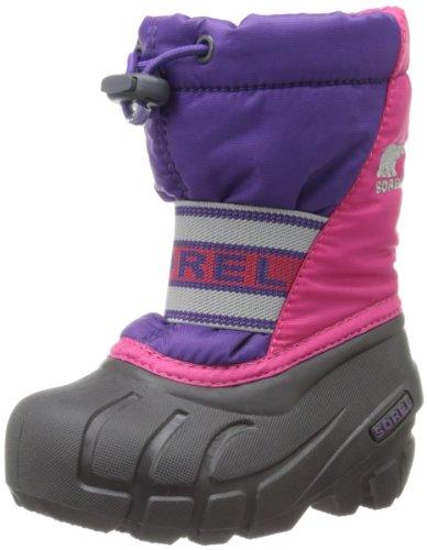 Columbia Sorel Cub Winter Boot (Toddler), Bright Rose, 5 ...