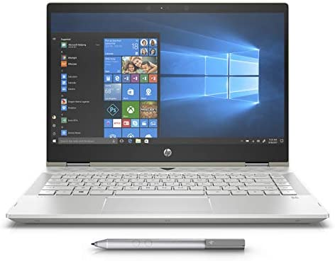 HP Pavilion x360 14-cd1006ne, 2 in 1 Laptop, Intel Core i5-8265U, 14