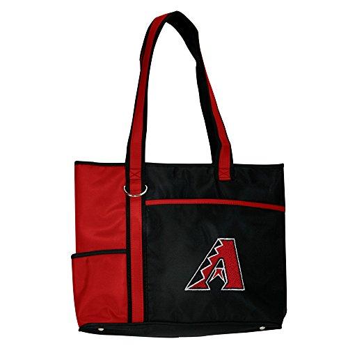 Charm14 MLB Arizona Diamondbacks Tote Bag with Embroidered Logo