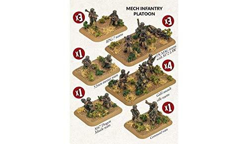 Team Yankee: Oil War: Israel: Mech Infantry Platoon (TIS702)