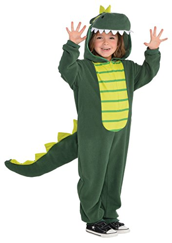 Dinosaur Zipster Toddler Costume - Small