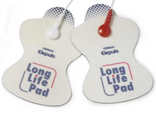 OMRON TENS MACHINE LONG LIFE REPLACEMENT PADS