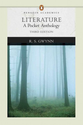 Literature: A Pocket Anthology (Penguin Academics)