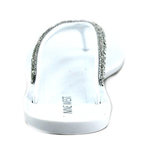 Nine West Ivy Jane Fibra sintética Chancla