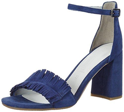 GERRY WEBER Tatjana 02, Sandali Donna Denim (Jeans)