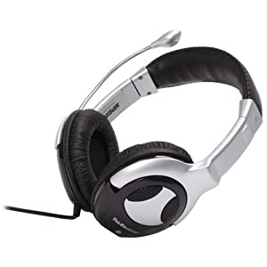 Universal PC/Stereo Gaming Headset - Yapster TM-YB100A8211; Black