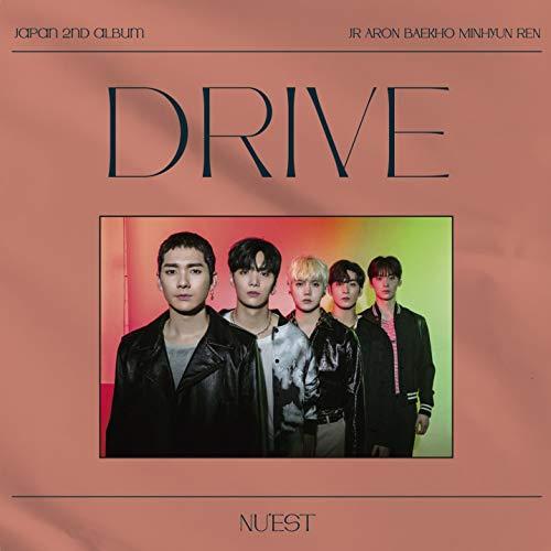 [2020년 10월 7일 발매 예정] NU'EST - DRIVE (완전 생산 한정반) (메가 자케포함)