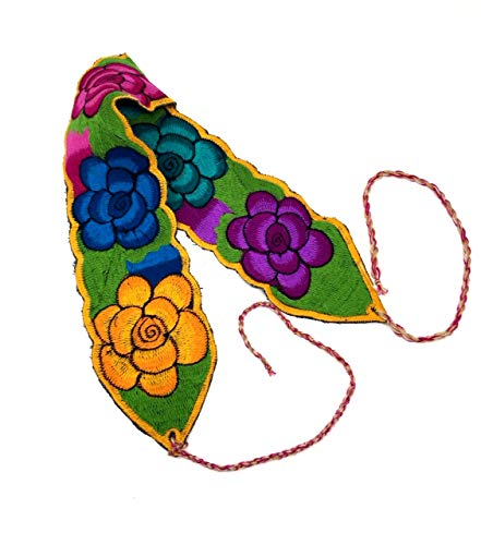 Mexican Belt sash 36 inches Ties 16 inches each Mexican Fiesta coco theme party 5 -