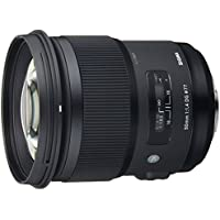 Sigma 50mm F1.4 DG HSM Art Lens for Sony Alpha Cameras - International Version (No Warranty)