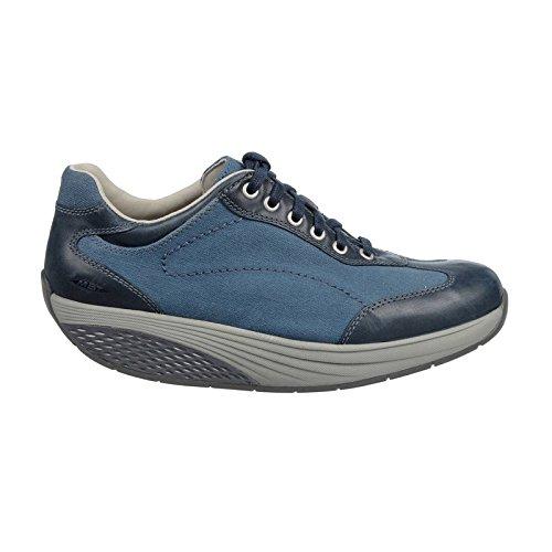 MBT Damen Pata W Sneaker, Blau Denim Blue