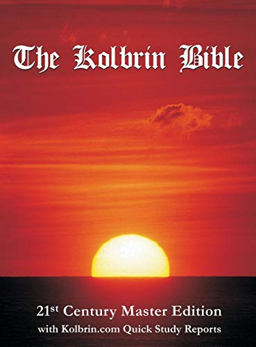 The Kolbrin Bible: 21st Century Master Edition (Hard Cover) por Janice Manning,Marshall Masters