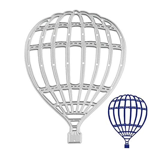 hot air balloon stamp - 8