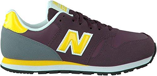 new balance kj 373 ryy scarpe new balance kids bambino ragazzo new balance pelle