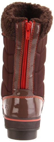 Skechers USA Highlanders - Alpine Valley, bottes femme, Marron - Marron, US 5|UK 2|EU 35