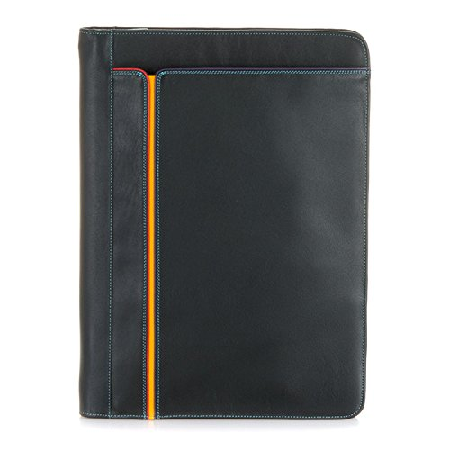 mywalit-a4-document-case-genuine-leather-1804-4-black-peace