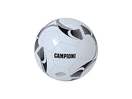 Balón fútbol blanco negro 20577247: Amazon.es: Hogar